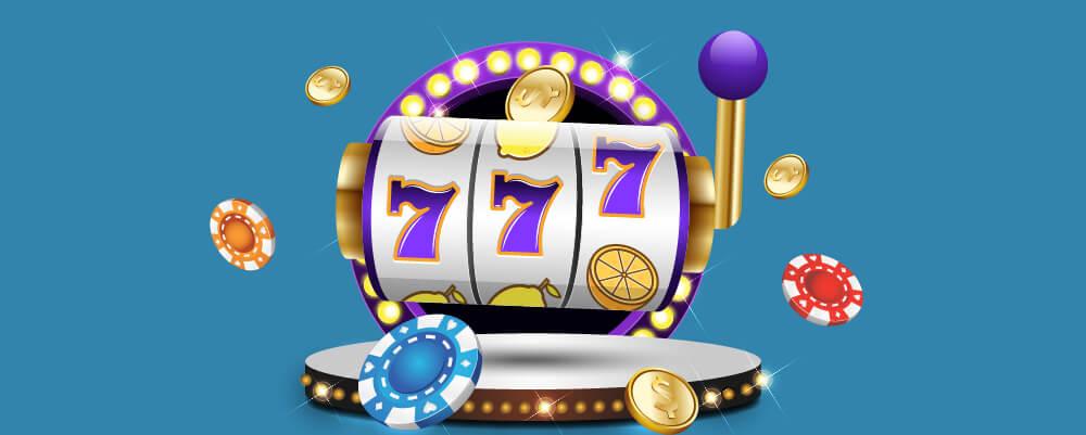 Slots hitting jackpot with three sevens