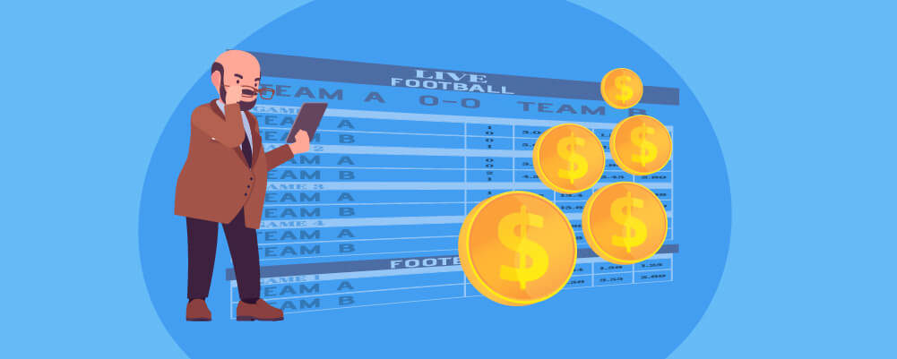 How To Place A Sports Bet