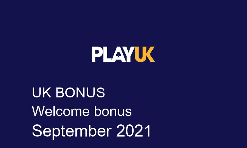 Latest Play UK Casino bonus spins for UK players, 100 bonus spins