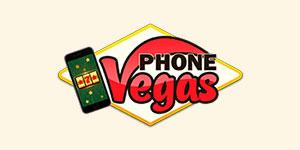 Latest UK Bonus from Phone Vegas Casino