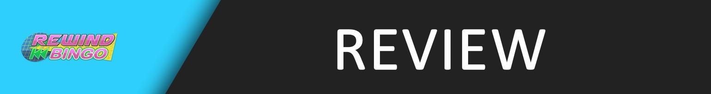 Rewind Bingo-review