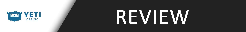 Yeti Casino-review